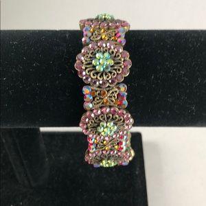 Joan Rivers Classics Collection gemstone bracelet.
